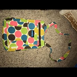 Handbags - KAVU Polka Dot Cross body